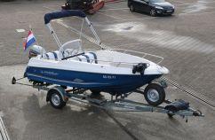 Quicksilver 500Commander, Speedboat and sport cruiser Quicksilver 500Commander for sale by Schepenkring Gelderland