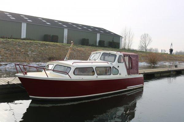 De Jong Kruiser 850
