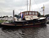 Sleepboot ., Ex-Fracht/Fischerschiff Sleepboot . Zu verkaufen durch Schepenkring Gelderland