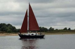 Domp 860, Sailing Yacht Domp 860 for sale by Schepenkring Gelderland