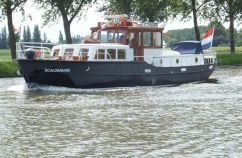 MS Scaldemare, Ex-professionele motorboot MS Scaldemare for sale by Schepenkring Gelderland