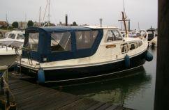 Scheldevlet 950, Motorjacht Scheldevlet 950 te koop bij Schepenkring Jachtmakelaardij Gelderland