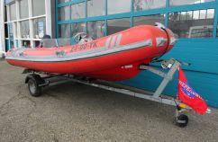 Marschall 430, RIB en opblaasboot Marschall 430 for sale by Schepenkring Delta Marina Kortgene
