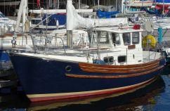 Fisher 25, Motorzeiler Fisher 25 te koop bij Schepenkring Delta Marina Kortgene
