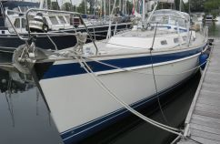 Hallberg Rassy 40, Sailing Yacht Hallberg Rassy 40 te koop bij Schepenkring Delta Marina Kortgene