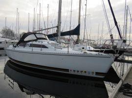Kirie Feeling 286 Special, Seglingsyacht Kirie Feeling 286 Specialsäljs avSchepenkring Delta Marina Kortgene