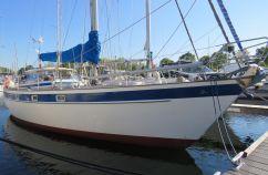 Hallberg Rassy 42 E, Zeiljacht Hallberg Rassy 42 E te koop bij Schepenkring Delta Marina Kortgene