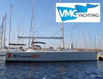 X-treme 25, Zeiljacht X-treme 25 te koop bij For Sail Yachtbrokers