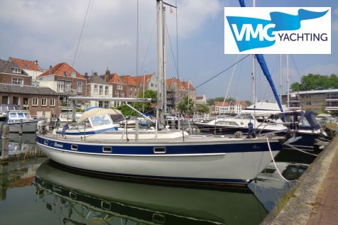 Hallberg-Rassy 352 Scandinavia, Segelyacht  for sale by For Sail Yachtbrokers