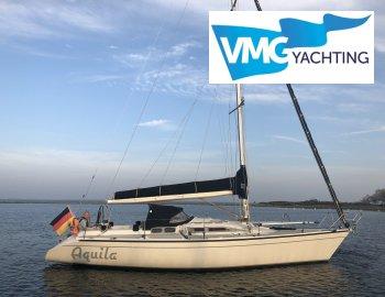 Dehler 38, Zeiljacht Dehler 38 te koop bij For Sail Yachtbrokers