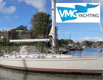 Najad 511, Zeiljacht Najad 511 te koop bij For Sail Yachtbrokers