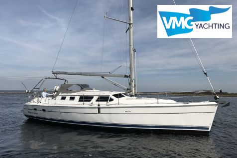 Hunter 44 DS, Zeiljacht  for sale by For Sail Yachtbrokers