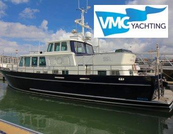 Stentor Vripack 1800, Motorjacht Stentor Vripack 1800 te koop bij For Sail Yachtbrokers