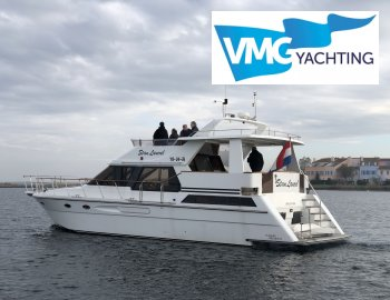 President 46 - 50 Flybridge, Motorjacht President 46 - 50 Flybridge te koop bij For Sail Yachtbrokers