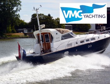 Linssen 45 Cabriotop, Motorjacht Linssen 45 Cabriotop te koop bij For Sail Yachtbrokers