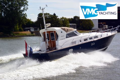 Linssen 45 Cabriotop, Motoryacht  for sale by For Sail Yachtbrokers