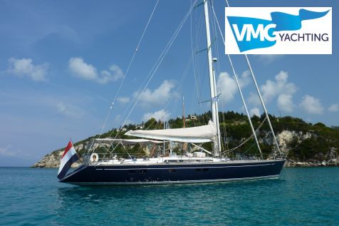 Standfast 66ft One Off Ed Dubois, Segelyacht  for sale by For Sail Yachtbrokers
