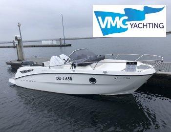 Karnic SL 602 Weekender, Speed- en sportboten Karnic SL 602 Weekender te koop bij For Sail Yachtbrokers