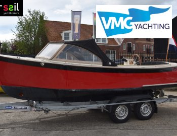 Menken Fast CAB, Sloep Menken Fast CAB te koop bij For Sail Yachtbrokers