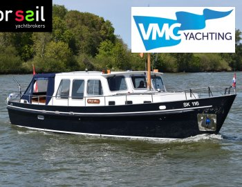 SK KOTTER 1200 OK/AK, Motorjacht SK KOTTER 1200 OK/AK te koop bij For Sail Noord