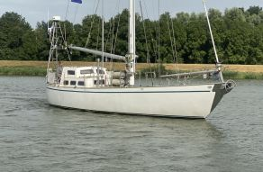 Freya S-spant Spitsgat Expeditie Schip