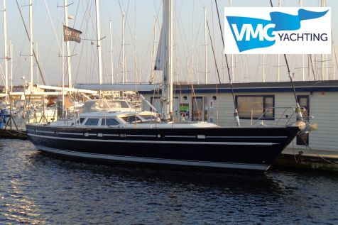 Contest 55CS, Zeiljacht  for sale by For Sail Yachtbrokers