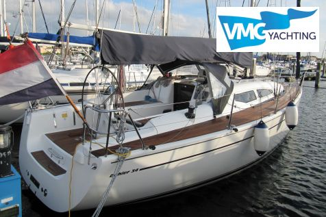 Dehler 34 SV, Zeiljacht  for sale by For Sail Yachtbrokers