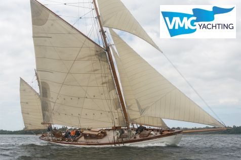 Classic Yawl, Segelyacht  for sale by For Sail Yachtbrokers