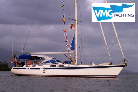 Hallberg-Rassy 62, Segelyacht  for sale by For Sail Yachtbrokers