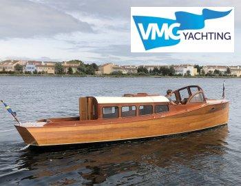 Pettersson 8.5, Klassiek/traditioneel motorjacht Pettersson 8.5 te koop bij For Sail Yachtbrokers