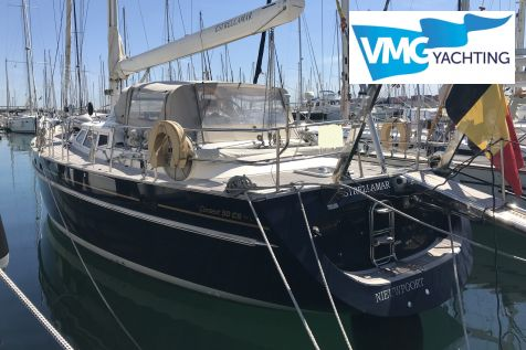 Contest 50CS, Segelyacht  for sale by For Sail Yachtbrokers