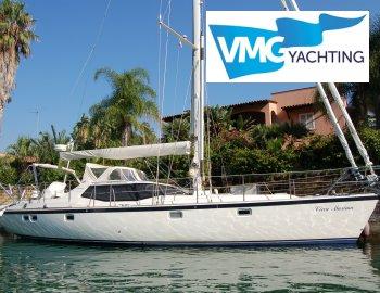 Wauquiez 48 Pilot Saloon, Zeiljacht Wauquiez 48 Pilot Saloon te koop bij For Sail Yachtbrokers