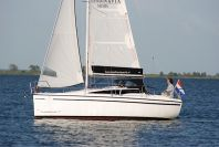Scandinavia 27, Sailing Yacht Scandinavia 27 For sale at Jachtmakelaardij Kappers