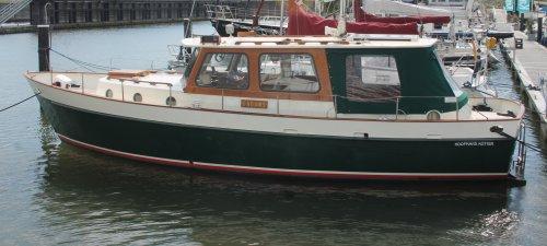 Koopmans Kotter 10.70, Motorjacht Koopmans Kotter 10.70 te koop bij Jachtmakelaardij Kappers