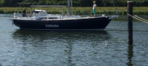 Koopmans 36 Midzwaard, Sailing Yacht Koopmans 36 Midzwaard te koop bij Jachtmakelaardij Kappers