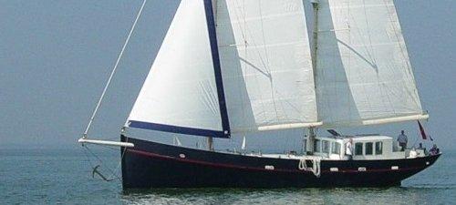 2 Mast Logger, Sailing Yacht 2 Mast Logger for sale at Jachtmakelaardij Kappers
