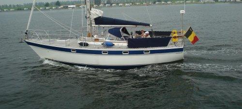 Trintella 38, Zeiljacht Trintella 38 te koop bij Jachtmakelaardij Kappers