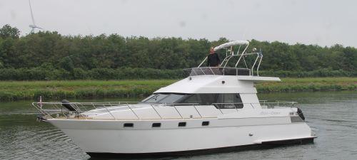 Silver Sea 40, Motor Yacht  for sale by Jachtmakelaardij Kappers