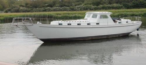 Calypso 43 Frans Maas, Zeiljacht Calypso 43 Frans Maas te koop bij Jachtmakelaardij Kappers