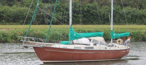 Taling 33, Sailing Yacht  for sale by Jachtmakelaardij Kappers