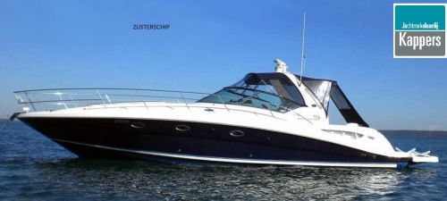 Sea Ray 455 Sundancer, Speedboat and sport cruiser  for sale by Jachtmakelaardij Kappers