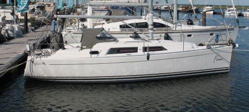 Hanse 325, Sailing Yacht Hanse 325 te koop bij Jachtmakelaardij Kappers