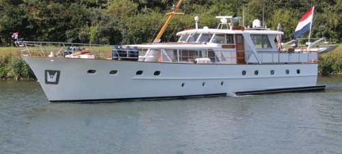 Van Lent 2500 TSDY, Motorjacht Van Lent 2500 TSDY te koop bij Jachtmakelaardij Kappers