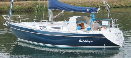 Wauquiez Gladiateur 33, Sailing Yacht Wauquiez Gladiateur 33 for sale at Jachtmakelaardij Kappers