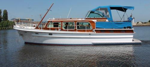 Super Van Craft 11.60, Motorjacht Super Van Craft 11.60 te koop bij Jachtmakelaardij Kappers