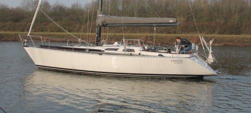 Baltic 38 DP, Zeiljacht Baltic 38 DP te koop bij Jachtmakelaardij Kappers