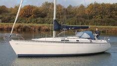 Dufour 38 Classic, Sailing Yacht Dufour 38 Classic For sale at Jachtmakelaardij Kappers