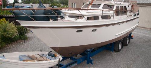 Valkkruiser 12.80, Motorjacht Valkkruiser 12.80 te koop bij Jachtmakelaardij Kappers