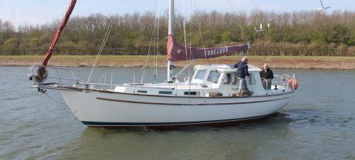 Taling 33 ST, Sailing Yacht  for sale by Jachtmakelaardij Kappers