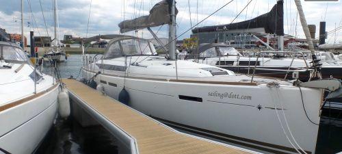 Jeanneau Sun Odyssey 439, Segelyacht  for sale by Jachtmakelaardij Kappers
